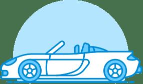 Auto overschrijven